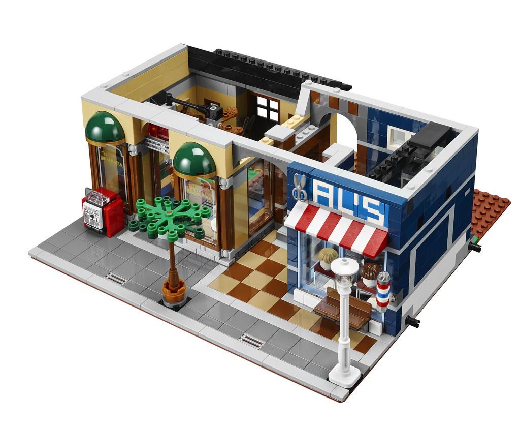 LEGO CREATOR Detectives Office 10246
