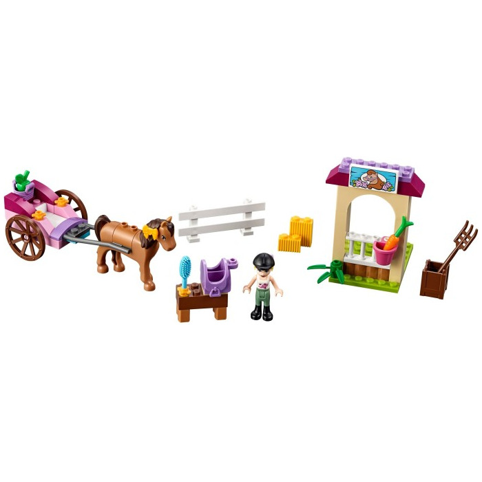 LEGO Juniors 10726 Stephanies Horse Carriage