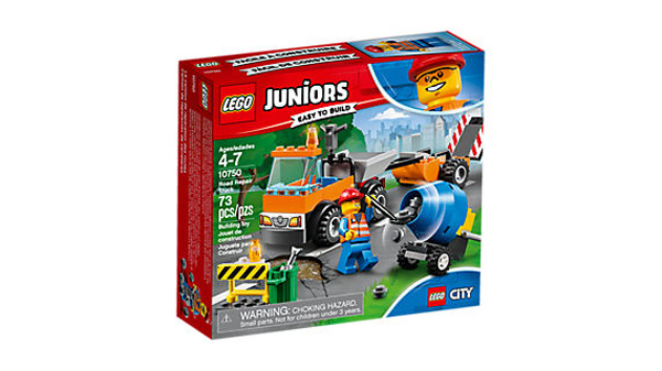 Juniors 10750 Road Repair Truck