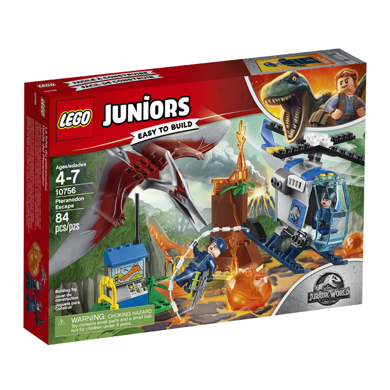 Juniors 10756 Pteranodon Escape