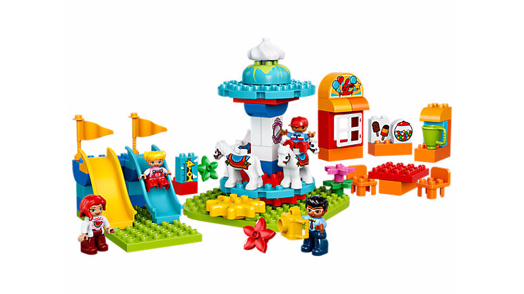 DUPLO 10841 Fun Family Fair