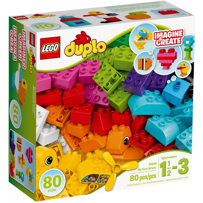 LEGO® DUPLO® 10848 My First Bricks