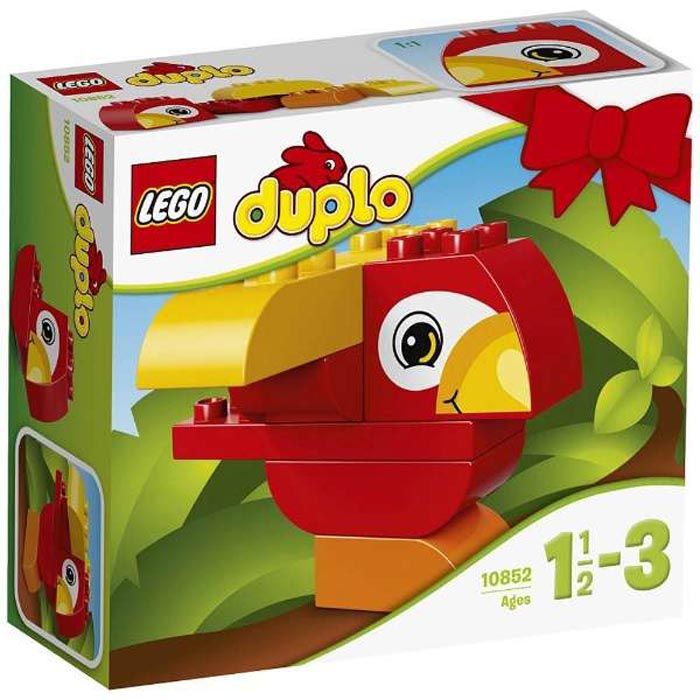 LEGO DUPLO 10852 My First Bird