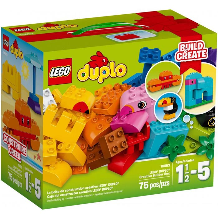 LEGO® DUPLO® 10853 Creative Builder Box