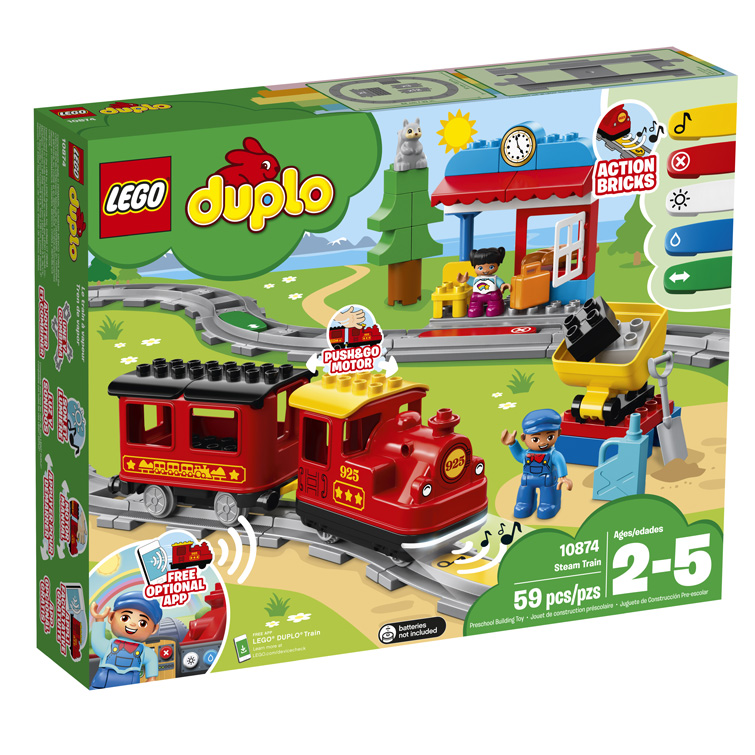 LEGO® DUPLO® 10874 Steam Train
