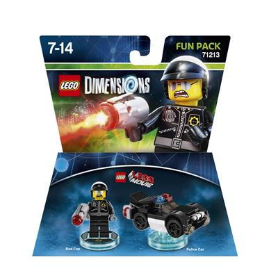 LEGO Dimensions Fun Pack - Bad Cop