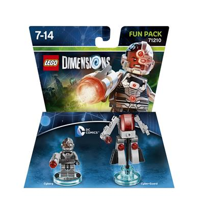 LEGO Dimensions Fun Pack - Cyborg