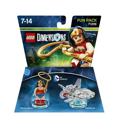 LEGO Dimensions Fun Pack - Wonder Woman