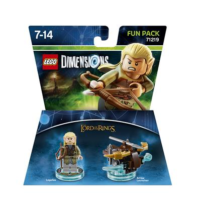 LEGO Dimensions Fun Pack - Legolas