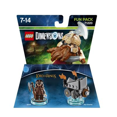 LEGO Dimensions Fun Pack - Gimli