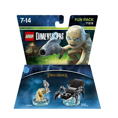 LEGO Dimensions Fun Pack - Gollum