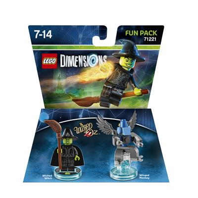 LEGO Dimensions Fun Pack - Wicked Witch