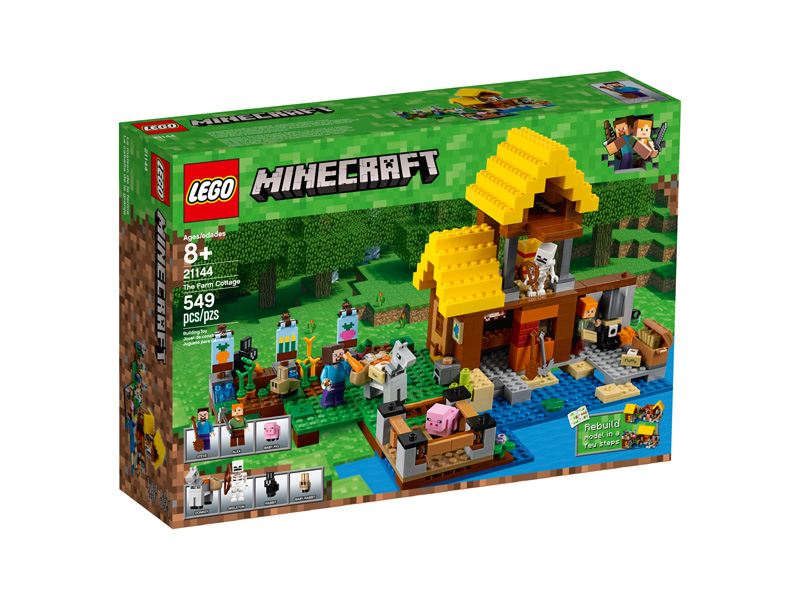 Minecraft 21144 The Farm Cottage