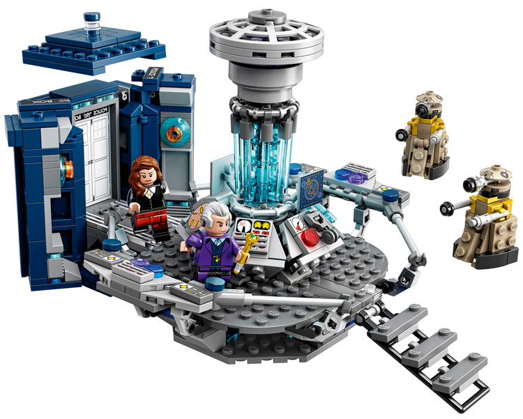 LEGO IDEAS DR WHO 21304