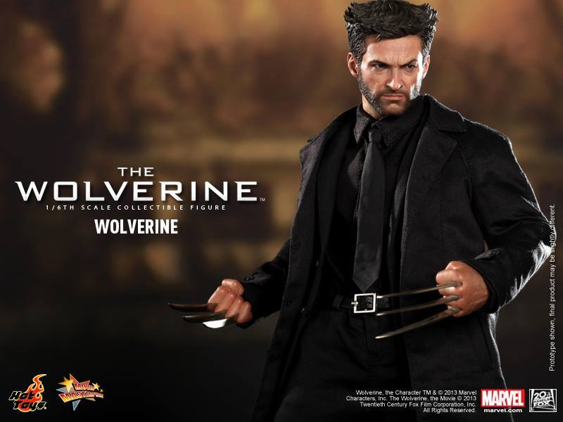 The Wolverine - Wolverine Hot Toys Action Figure