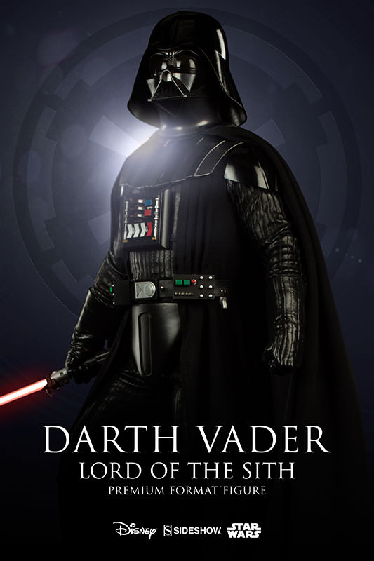 Darth Vader Premium Format Figure by Sideshow Collectibles