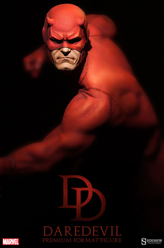 Daredevil Premium Format Figure by Sideshow Collectibles