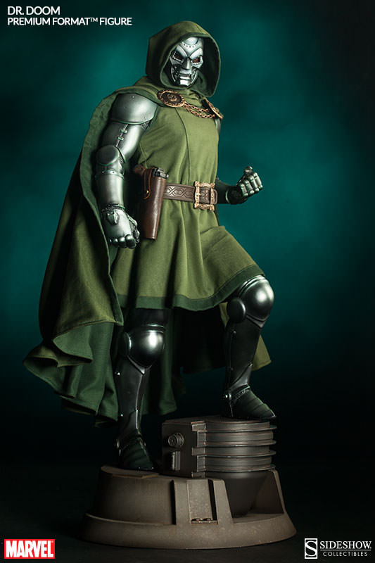 Doctor Doom Premium Format Figure by Sideshow Collectibles