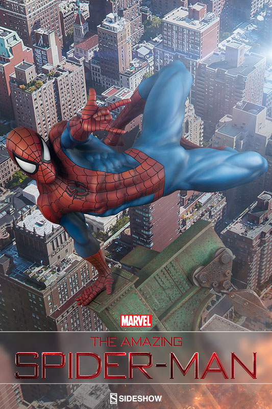 Spider-Man Premium Format Figure by Sideshow Collectibles