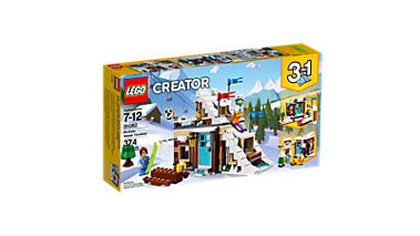 CREATOR 31080 Modular Winter Vacation
