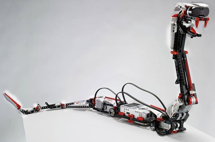 LEGO Mindstorms EV3 31313 - Click Image to Close