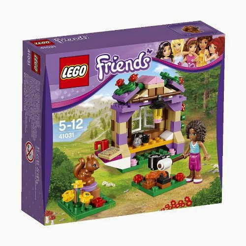 LEGO Friends 41031 Andreas Mountain Hut