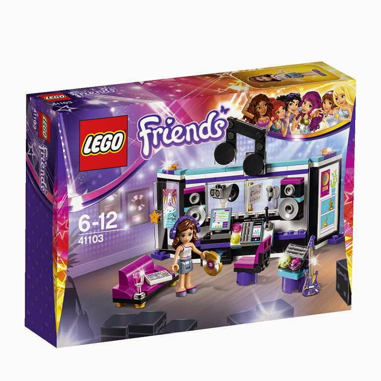 LEGO Friends 41103 Pop Star Recording Studio