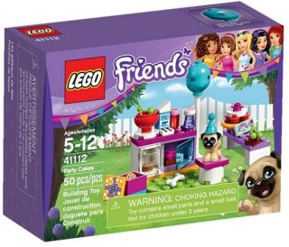 LEGO Friends 41112 Party Cakes