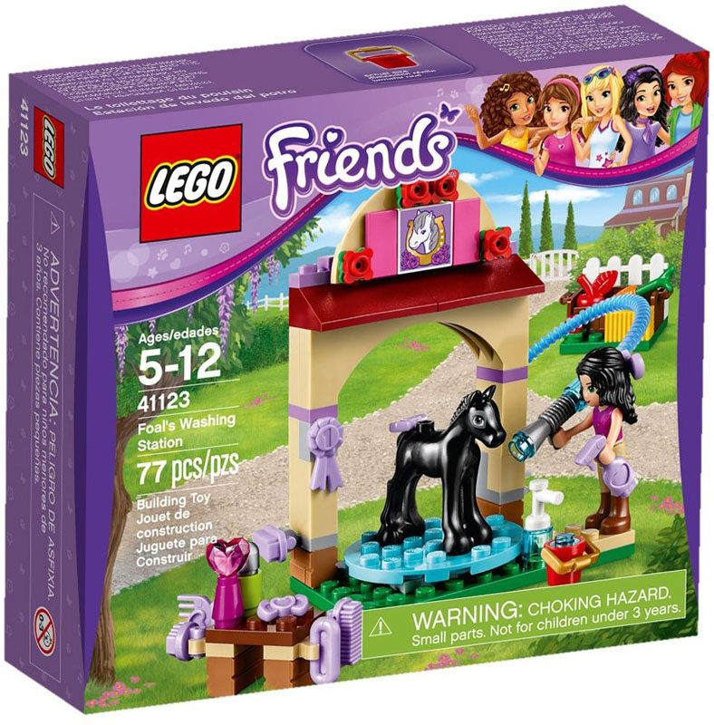 LEGO Friends 41123 Foals Washing Station