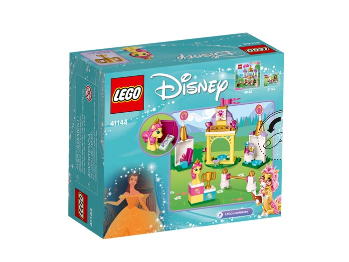 LEGO 41144 Disney Princess Petites Royal Stable
