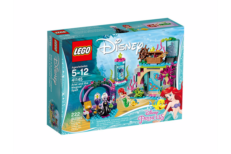 LEGO 41145 Disney Ariel and the Magical Spell