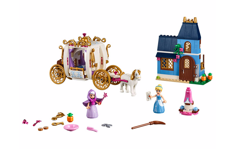 LEGO 41146 Disney Cinderellas Enchanted Evening