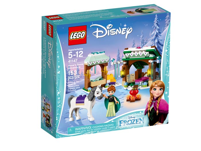 LEGO® 41147 Disney Princess Annas Snow Adventure