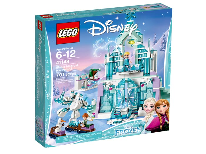 LEGO 41148 Disney Princess Elsas Magical Ice Palace