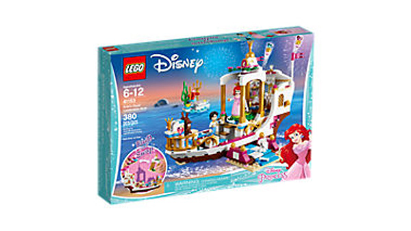 Disney 41153 Ariel's Royal Celebration Boat