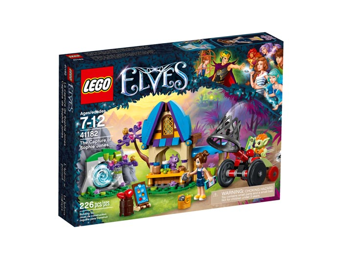 LEGO 41182 Elves The Capture of Sophie Jones
