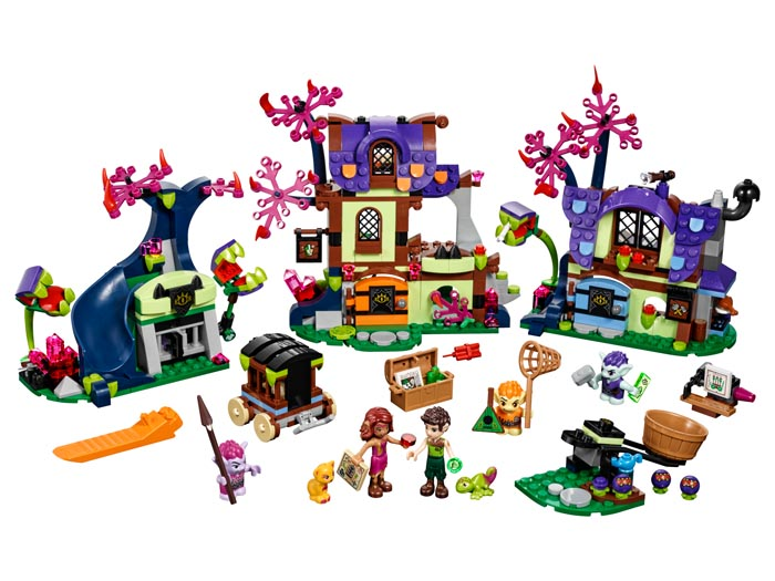 LEGO 41185 Elves Magic Rescue from the Goblin Village