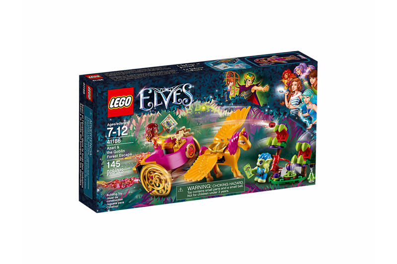 LEGO 41186 Elves Azari and the Goblin Forest Escape