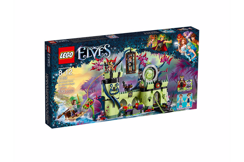 LEGO 41188 Elves Breakout from the Goblin King