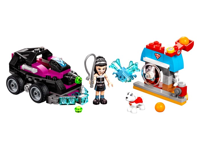 LEGO DC Super Hero Girls 41233 Lashina Tank