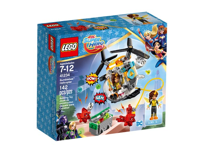 LEGO DC Super Hero Girls 41234 Bumblebee Helicopter