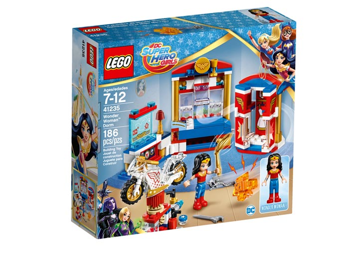 LEGO DC Super Hero Girls 41235 Wonder Woman Dorm