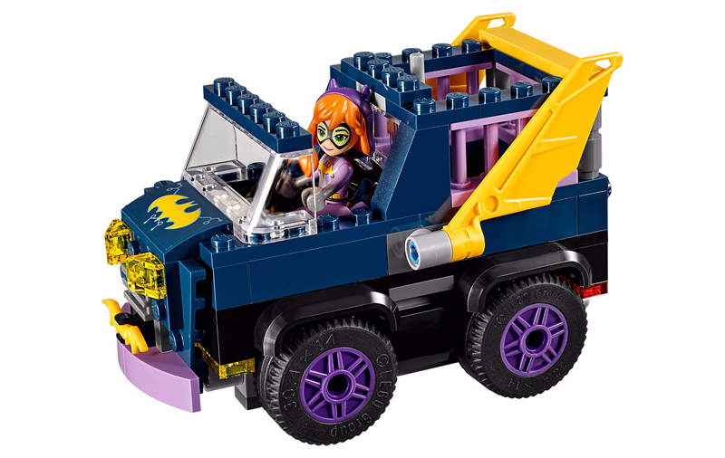 LEGO 41237 DC Super Hero Girls Batgirl Secret Bunker