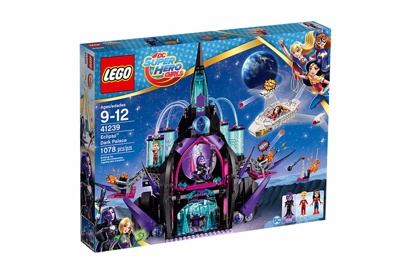 LEGO 41239 DC Super Hero Girls Eclipso Dark Palace