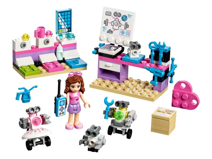 LEGO Friends 41307 Olivias Creative Lab