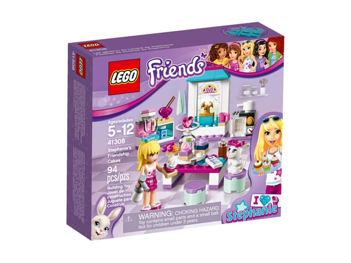 LEGO Friends 41308 Stephanies Friendship Cakes