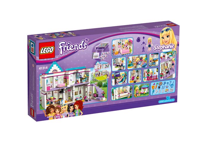 LEGO Friends 41314 Stephanies House