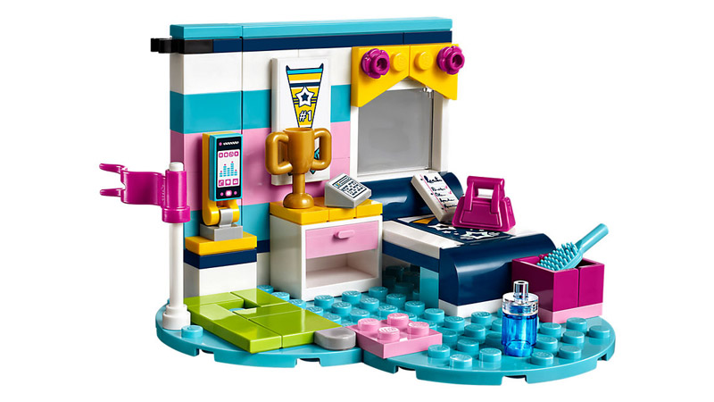 LEGO 41328 Friends Stephanies Bedroom - Click Image to Close