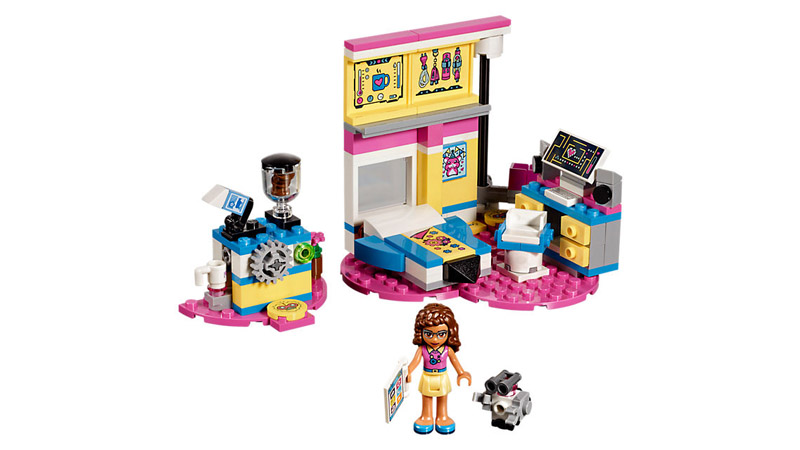 LEGO 41329 Friends Olivias Deluxe Bedroom