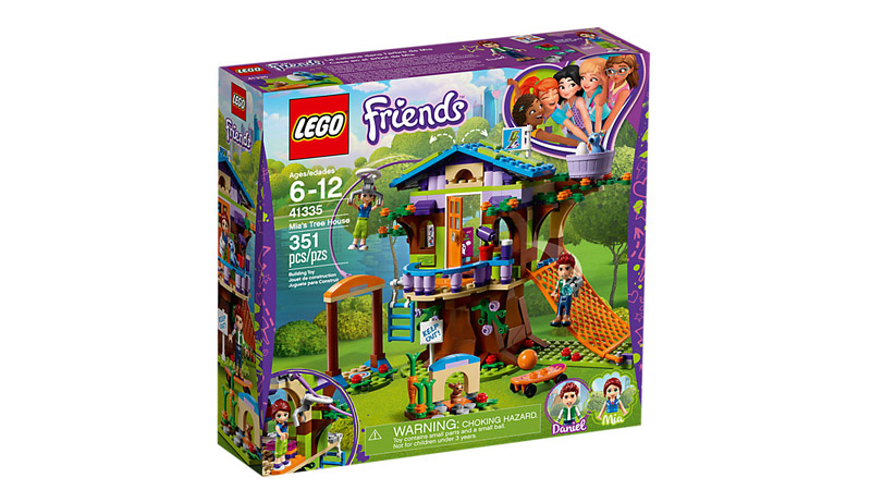 LEGO 41335 Friends Mias Tree House